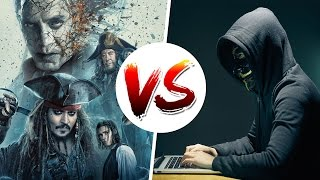 Hacker Holds Pirates for RANSOM - The Know Entertainment News