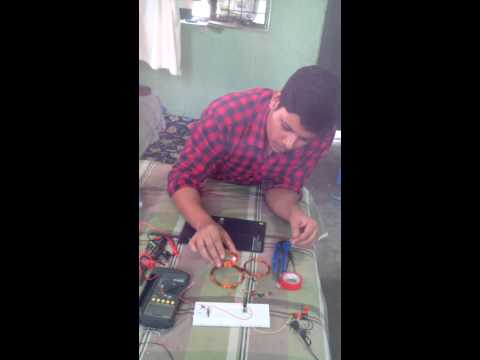 wire less power transmission work mini project