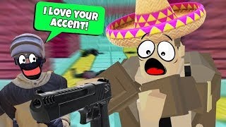 I Made Kids Lose It in VR with my Mexican Accent! [Pavlov TTT] [Funny moments]