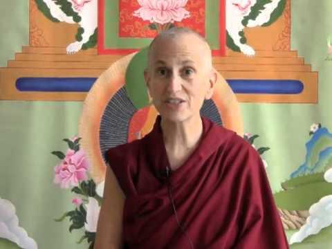25 The Hindrance of Ill Will - White Tara Retreat - 01-21-11 BBCorner