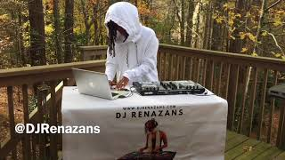 DJ Renazans Old School Hip Hop Mix
