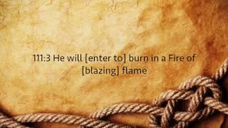 111. Al-Masad (The Palm Fiber) – سورة المسد