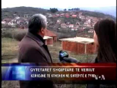 Mitrovica, qyteti indare
