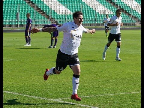 Торпедо Москва - Рязань 1:0. Обзор матча
