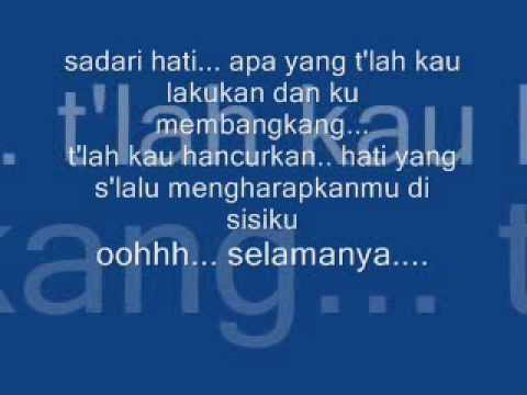 Keyla   Sadari Hati with lyrics)