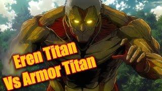 SHOCKING!! Eren Titan Vs Armored Titan!! Attack on Titan Season 2 Episode 7 Review (Episode 32)