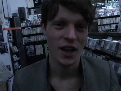 Official Secrets Act in-store at Rough Trade East