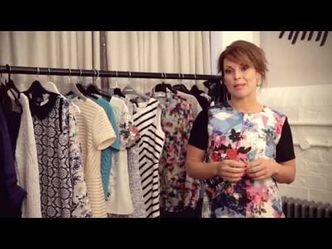 Coleen Rooney's New SS15 Collection - Behind the Scenes full version