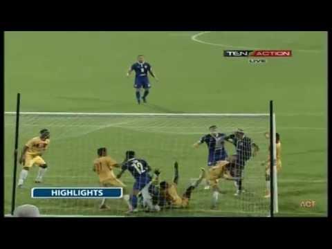 Hero I-League 2015 Bengaluru FC (3) vs Royal Wahingdoh (3) 03-4-2015