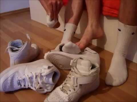 sneaker socks teen nude