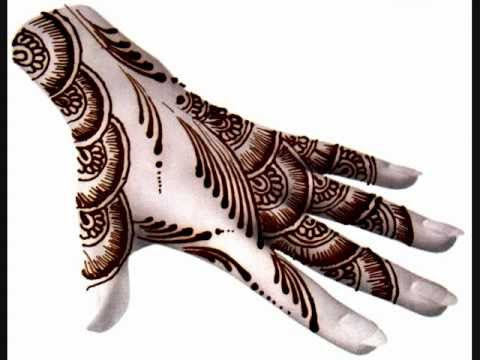 Quick Arabic Mehandi Design - 11 video