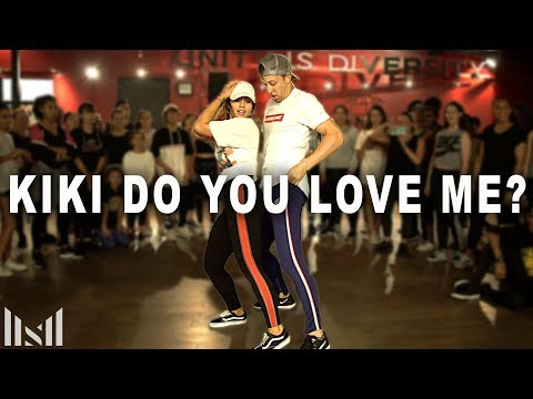 Download DRAKE  IN MY FEELINGS Kiki Dance  Matt Steffanina amp Megan Batoon