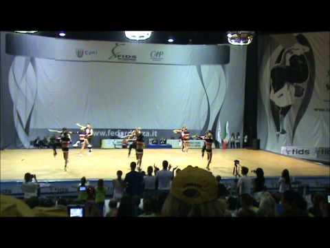 Rock Comets - Weltmeisterschaft 2012