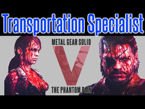 MGSV Phantom Pain - Get the Transportation Specialist EARLY & EASY | Fulton Upgrade Lift Vehicles