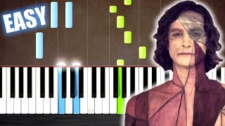Download Lagu Gotye - Somebody That I Used To Know - EASY Piano Tutorial by PlutaX Gratis STAFABAND
