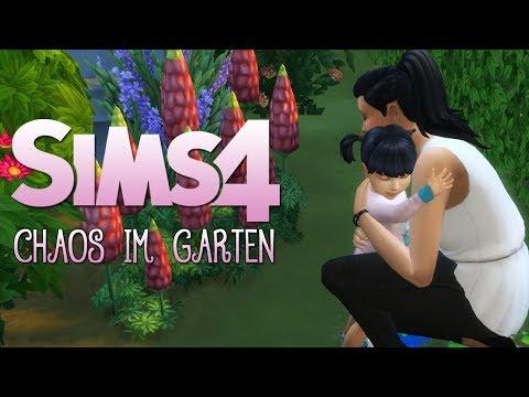 DIE SIMS 4 • #190 - Chaos im Garten | Let's Play