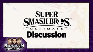 Freaking over Smash Ultimate Discussion feat. RogersBase and ConMenRDW!