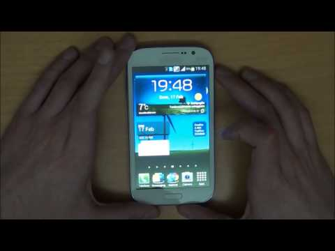 Samsung Galaxy Grand Duos:Video Unboxing e Specifiche Tecniche