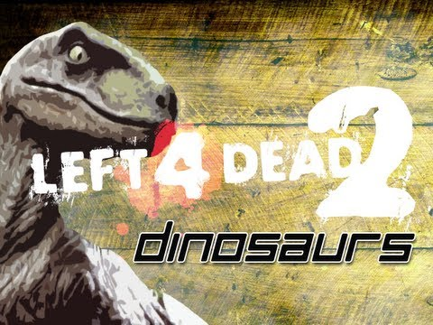 Left 4 Dead 2: Dinosaurs in Kokiri Forest Part 4 – Even More Demon Ladies