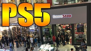 PS5 Release Date SOON According to GameStop & PS4 SALES WILL SLOW DOWN
