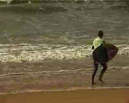 2008 Hoey Moey kneeboard Classic Video