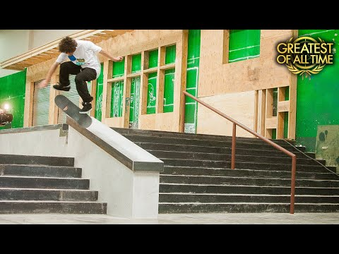 The First Video At The New Berrics