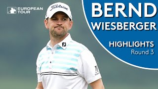 Bernd Wiesberger Highlights | Round 3 | 2019 Made in Denmark