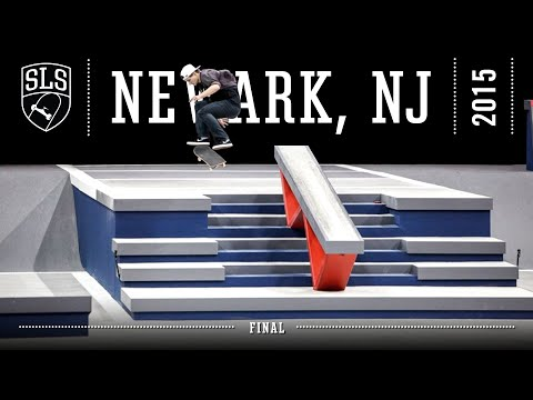 2015 SLS Nike SB World Tour: New Jersey