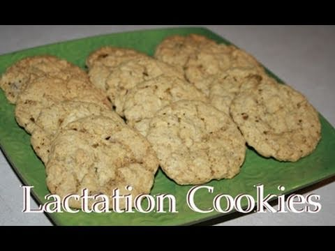 04 - Lactation Cookies video