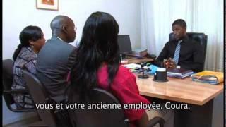Justice de proximité: Le Contrat De Travail