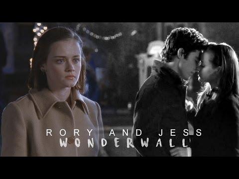 Rory and Jess | Wonderwall