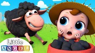 Baa Baa Black Sheep, Have You Any Wool?   Nursery Rhymes by Little Angel