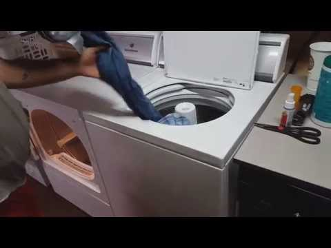 washing machine shakes whole house