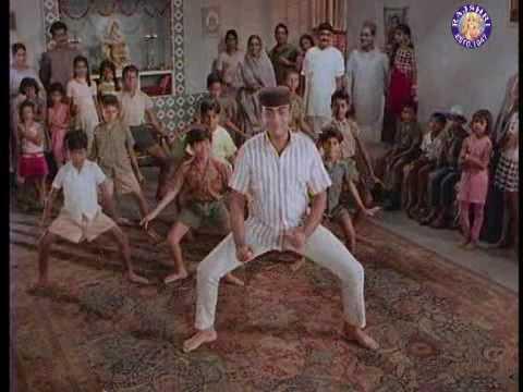 A For Apple B For Baby - Mehmood & Bharti - Sadhu Aur Shaitan