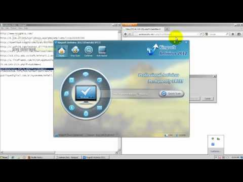 Kingsoft free Antivirus 2012 review