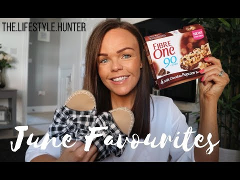 June Favourites 2018 | (low syn) Food, Drink and Fashion | the.lifestyle.hunter
