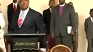 Pastor Manning - You Niggers Are Crazy Remix