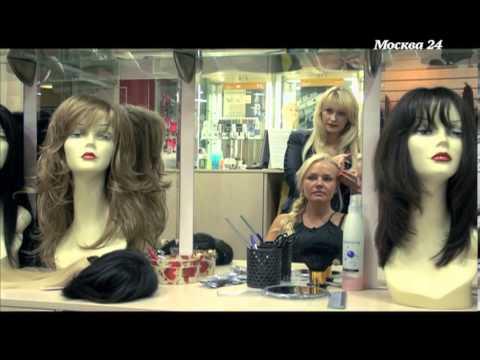 Познавательный фильм: из чего делают парики и как наращивают ресницы