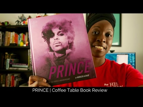 Prince | Coffee Table Book Review