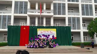 Giận mà thương Remix - D1K96 THPT Huỳnh Thúc Kháng