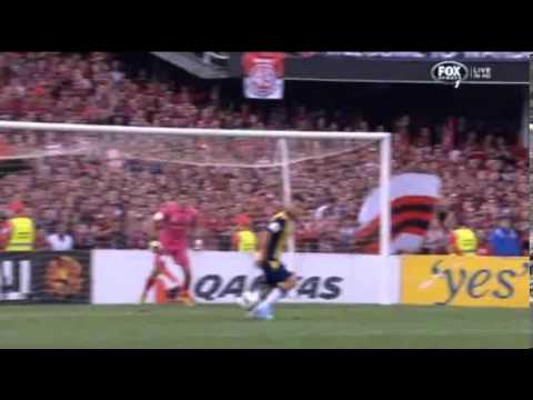 A-League Western Sydney Wanderers V Central Coast Mariners Hyundai A-League Grand Final 2012/13