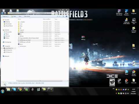 How To Change Russian Battlefield 3 To English [with 5th Of March 2013 Patch] video