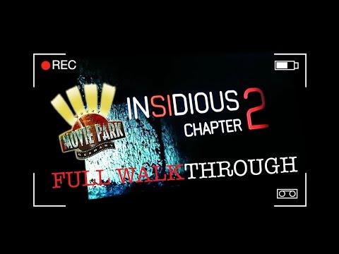 Halloween Horror Fest 2016 | Insidious Chapter 2 Maze | FULL WALKTHROUGH | Movie Park Germany