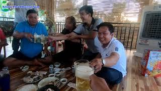 Hội ngộ gia đình chị Tiên Phan và Bác Sáu cùng các anh chị em Youtuber tại chòi Anh Phúc | KPPN 56