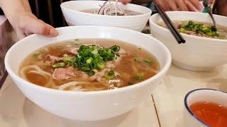 Vietnamese Broken Rice & PHO TAI DAC BIET