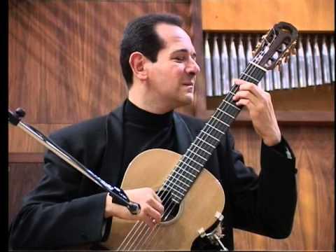 Heitor Villa Lobos - Etude 6