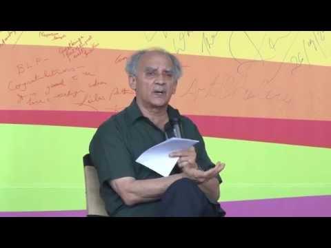 #BlrLitFest - 14 | Arun Shourie On Fatwas, Fascism and Falling Over Backwards