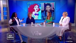 "Furor Over ""The Little Mermaid"" Casting 