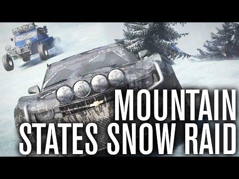 The Crew EP37   SNOWY MOUNTAIN RAID SPECIAL PART 1