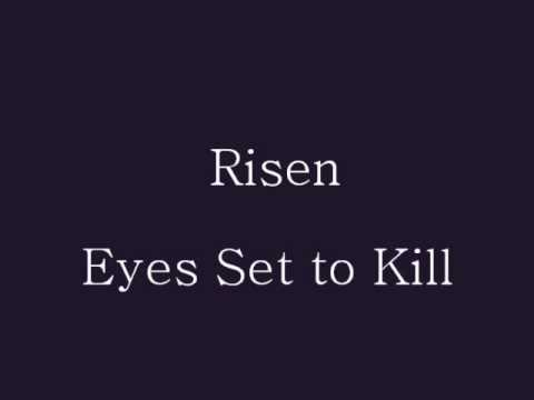 Eyes Set To Kill - Risen